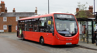 First Southampton 47693 - SL15RWU - Hamble (square)
