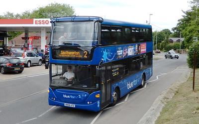 BlueStar 1116 - HW58ATO - Fair Oak (Winchester Road)