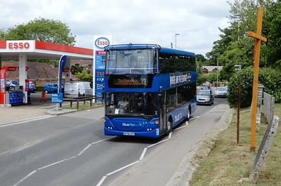 BlueStar 1125 - HF58GZP - Fair Oak (Winchester Road)
