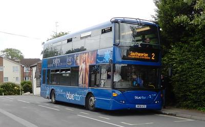 BlueStar 1116 - HW58ATO - Fair Oak (square)