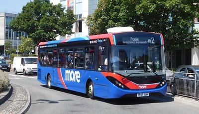 GSC morebus 225 - HF67EUH - Poole (Kingland Road)