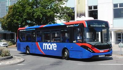 GSC morebus 230 - HF67EUN - Poole (Kingland Road)