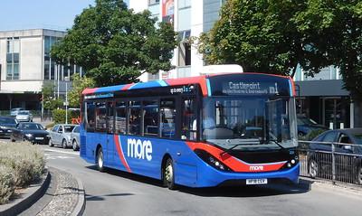 GSC morebus 231 - HF18CGV - Poole (Kingland Road)