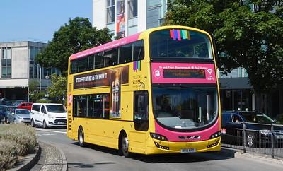 RATP Yellow Buses BF15KFD - Poole (Kingland Road)