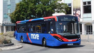 GSC morebus 226 - HF67EUJ - Poole (Kingland Road)