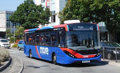 GSC morebus 223 - HF67EUD - Poole (Kingland Road)
