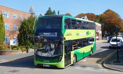 Southern Vectis 1662 - HW67AJO - Shanklin (Carter Road)