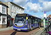 First Hants & Dorset 63048 - SK63KHZ - Waterlooville (town centre) - 29.10.13