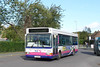 First Hants & Dorset 42728 - T728REU - Cosham (Highbury Buildings) - 29.10.13