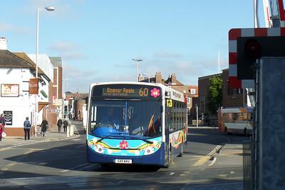 Stagecoach South 27741 - GX11AKU - Chichester (railway station) - 28.10.14