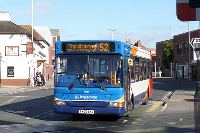 Stagecoach South 34689 - PX05EKZ - Chichester (railway station) - 28.10.14