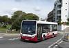 Compass Bus GX09AGU - Worthing (Marine Parade) - 22.8.12