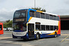 Stagecoach South 10001 - GX12DXM - Chichester (bus station) - 22.8.12
