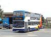 Stagecoach South 18502 - KX06LYU - Chichester (bus station) - 22.8.12