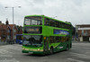 Buses of Somerset 33381 - LK53EZA - Yeovil (bus station) - 27.8.14