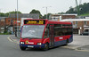 Damory 3666 - V966DFX - Yeovil (bus station) - 27.8.14