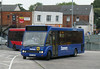Damory 3707 - MV07DWM - Yeovil (bus station) - 27.8.14