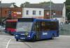Damory 3707 - MV07DWM - Yeovil (bus station) - 27.8.14