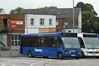 Damory 3628 - S628JRU - Yeovil (bus station) - 27.8.14