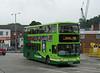 Buses of Somerset 33381 - LK53EZA - Yeovil (bus station) - 27.8.14