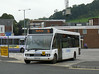 Damory 3709 - MX57CAO - Yeovil (bus station) - 27.8.14