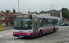 First Avon & Somerset 66100 - R460VOP - Yeovil (bus station) - 27.8.14