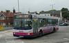 First Avon & Somerset 66100 - R460VOP - Yeovil (bus station) - 27.8.14
