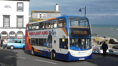 Stagecoach Devon 15667 - WA10GHJ - Lyme Regis (square)
