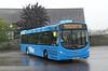 Plymouth Citybus 104 - WA12ACX - Tavistock