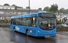 Plymouth Citybus 102 - WA12ACU - Tavistock