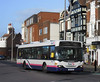 First Hants & Dorset 65023 - YN54NZX - The Hard - 3.12.11