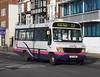 First Hants & Dorset 52517 - S517RWP - The Hard - 3.12.11
