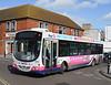 First Somerset & Avon 66937 - WX55UAD - Trowbridge (Market Place) - 3.3.12