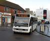 Frome Minibuses VX56NAA - Trowbridge (Market Place) - 3.3.12