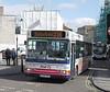 First Somerset & Avon 42898 - WX05RVC - Trowbridge (Market Place) - 3.3.12