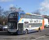 Stagecoach West 15650 - VX10FRN - Trowbridge (town centre) - 3.3.12