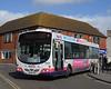 First Somerset & Avon 66939 - WX55TZA - Trowbridge (Market Place) - 3.3.12