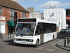 Frome Minibuses VX56NAA - Trowbridge (Market Place) - 3.3.12