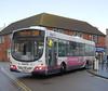 First Somerset & Avon 66941 - WX55TZC - Trowbridge (Market Place) - 3.3.12