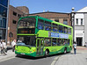 Southern Vectis 1055 - YN03DFP - Newport (South St/bus station)