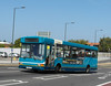 Arriva Shires & Essex 3536 - T424LGP - Slough (William St) - 15.9.12