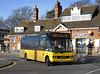 Countywide Travel (Stagecoach) 47738 - MX08UZM - Farnborough (Main rail station) - 7.1.12