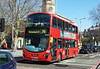 Arriva London DW321 - LJ60AYA - London (Waterloo station) - 2.4.13