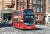 Arriva London DW334 - LJ60AXT - London (Waterloo station) - 2.4.13