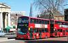 Arriva London DW406 - LJ11AEW - London (Waterloo station) - 2.4.13