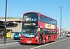 Arriva London DW438 - LJ11ABV - London (Waterloo Bridge) - 2.4.13