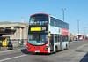 Arriva London DW278 - LJ59LXB - London (Waterloo Bridge) - 2.4.13