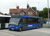 Damory 3763 - MX57CCU - Yeovil (bus station) - 27.8.14