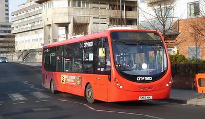 First Southampton 47421 - SK63KMJ - Southampton (Blechynden Terrace)