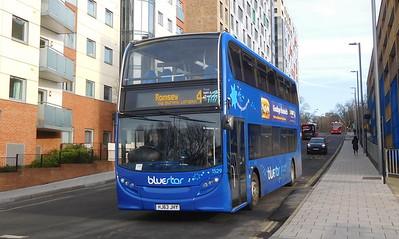 GSC BlueStar 1526 - HJ63JHY - Southampton (Blechynden Terrace)